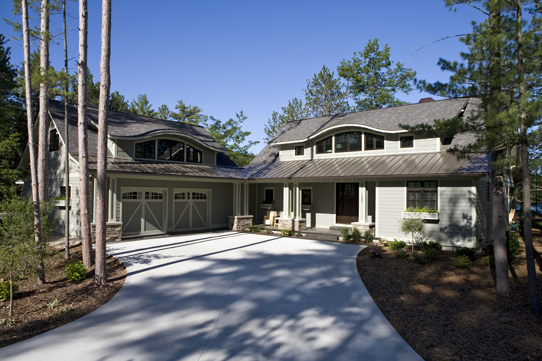 Modern Bungalow Bay Area Contracting Traverse City