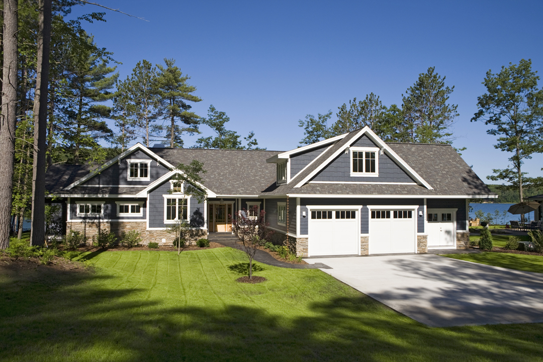 new england cottage - bay area contracting - traverse city - bay area contracting