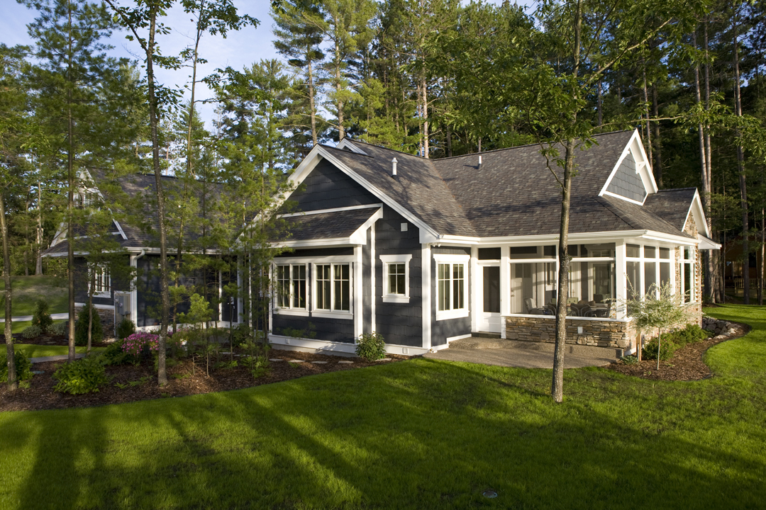 New England Cottage Bay Area Contracting Traverse City